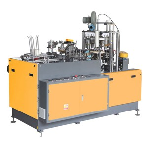 OC-Q80 High Speed Paper Cup Macking Machine